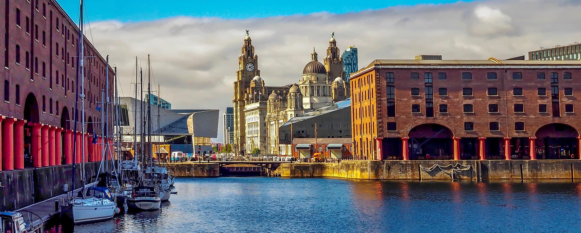 Titelbild von Liverpool