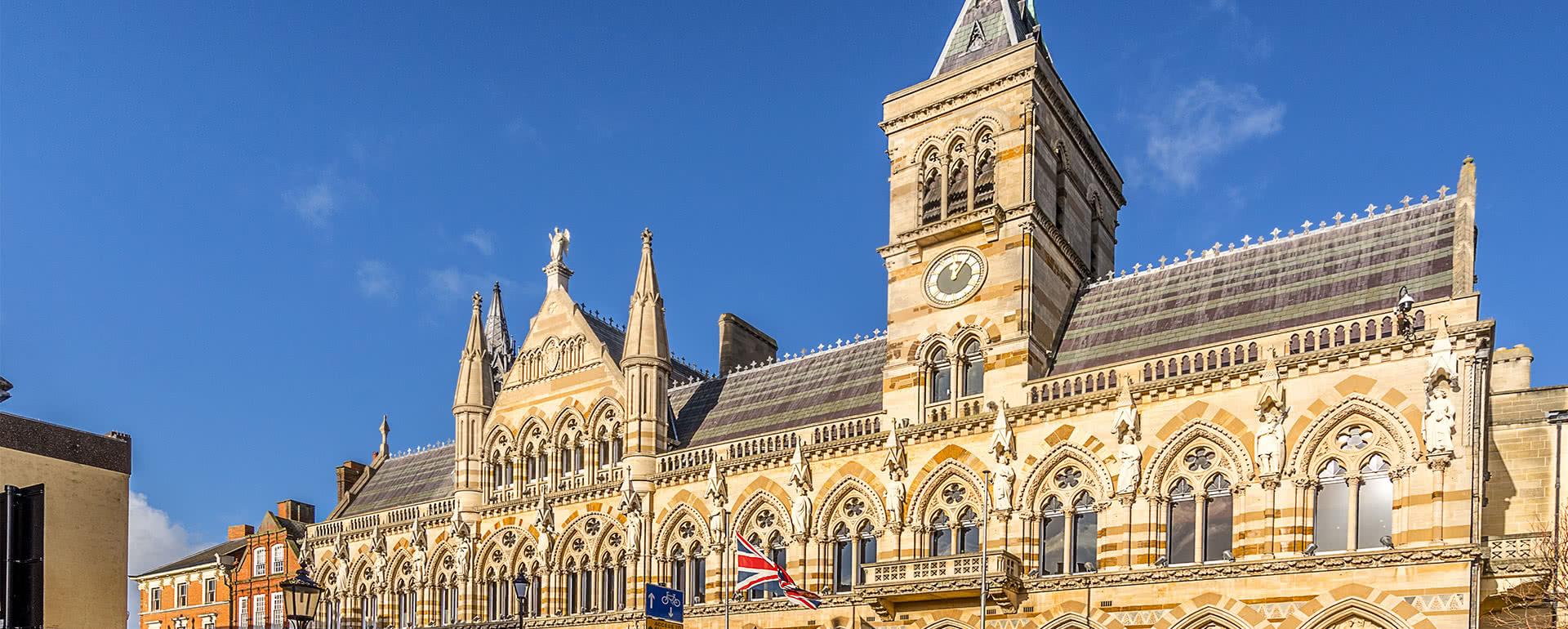 Titelbild von Northampton