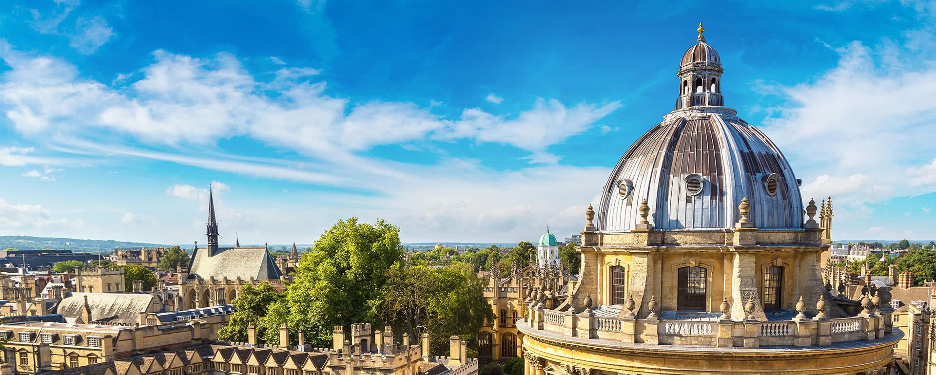 Titelbild von Oxford
