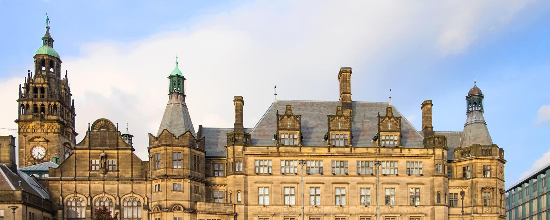 Titelbild von Sheffield