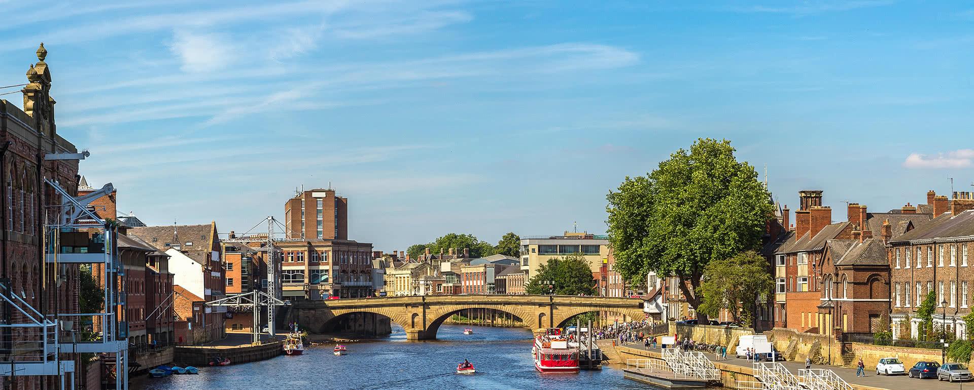 Titelbild von York