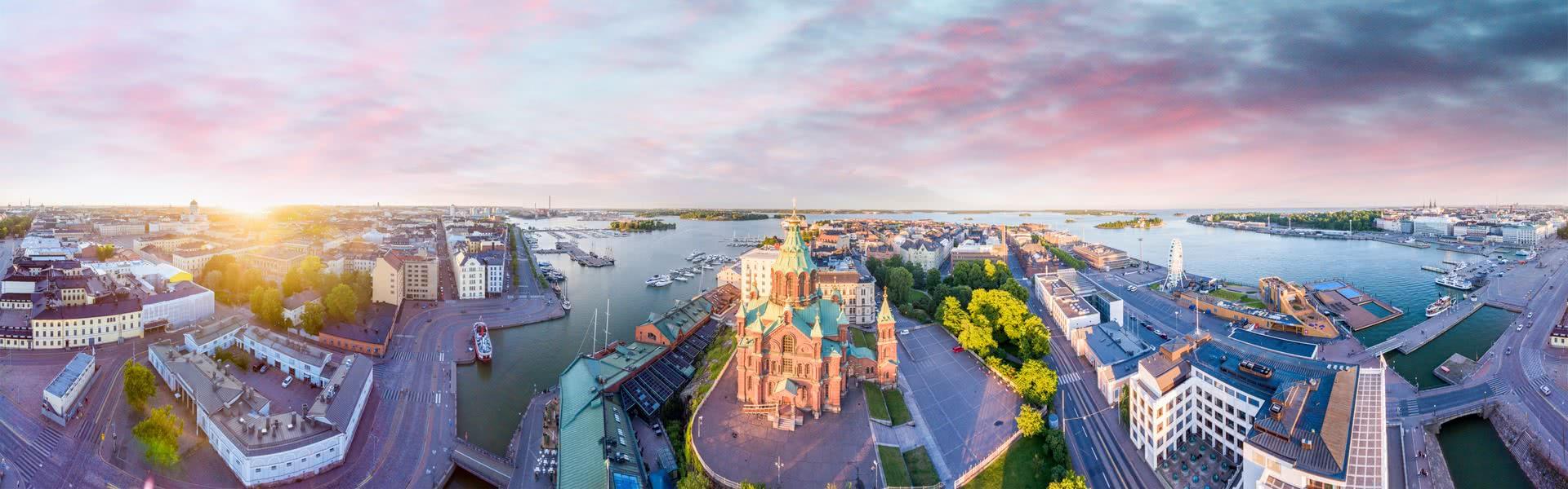 Titelbild von Helsinki