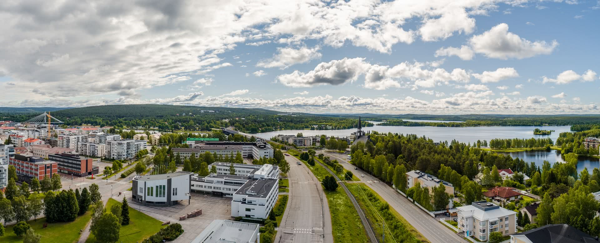 Titelbild von Rovaniemi