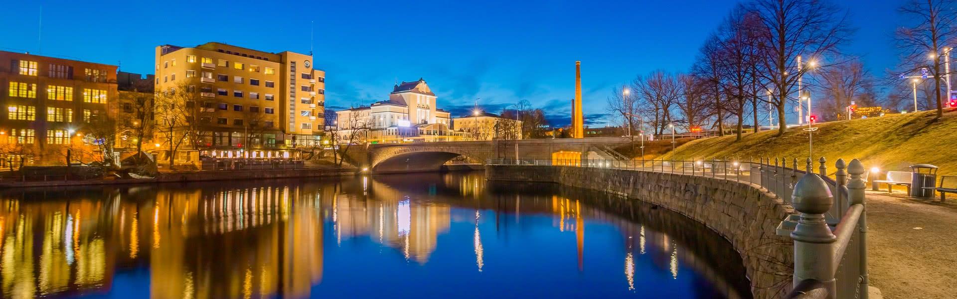 Titelbild von Tampere