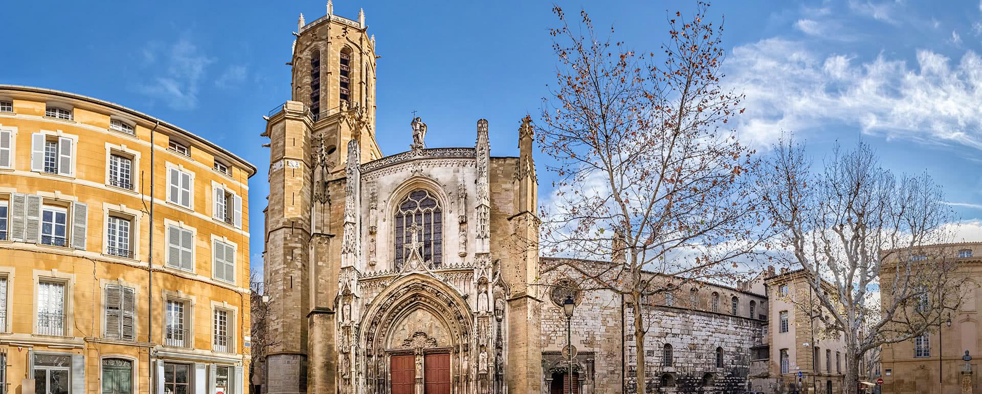 Titelbild von Aix-en-Provence