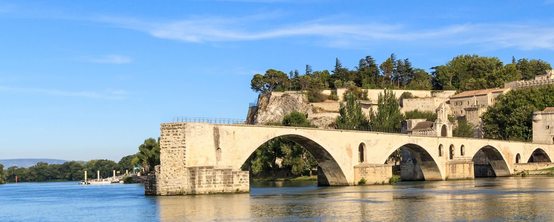 Titelbild von Avignon