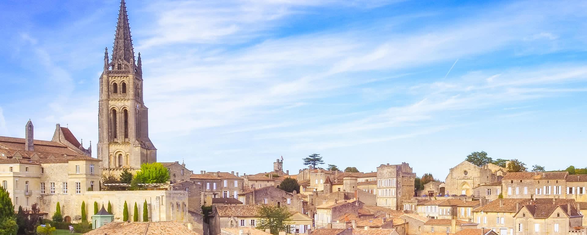 Titelbild von Bordeaux