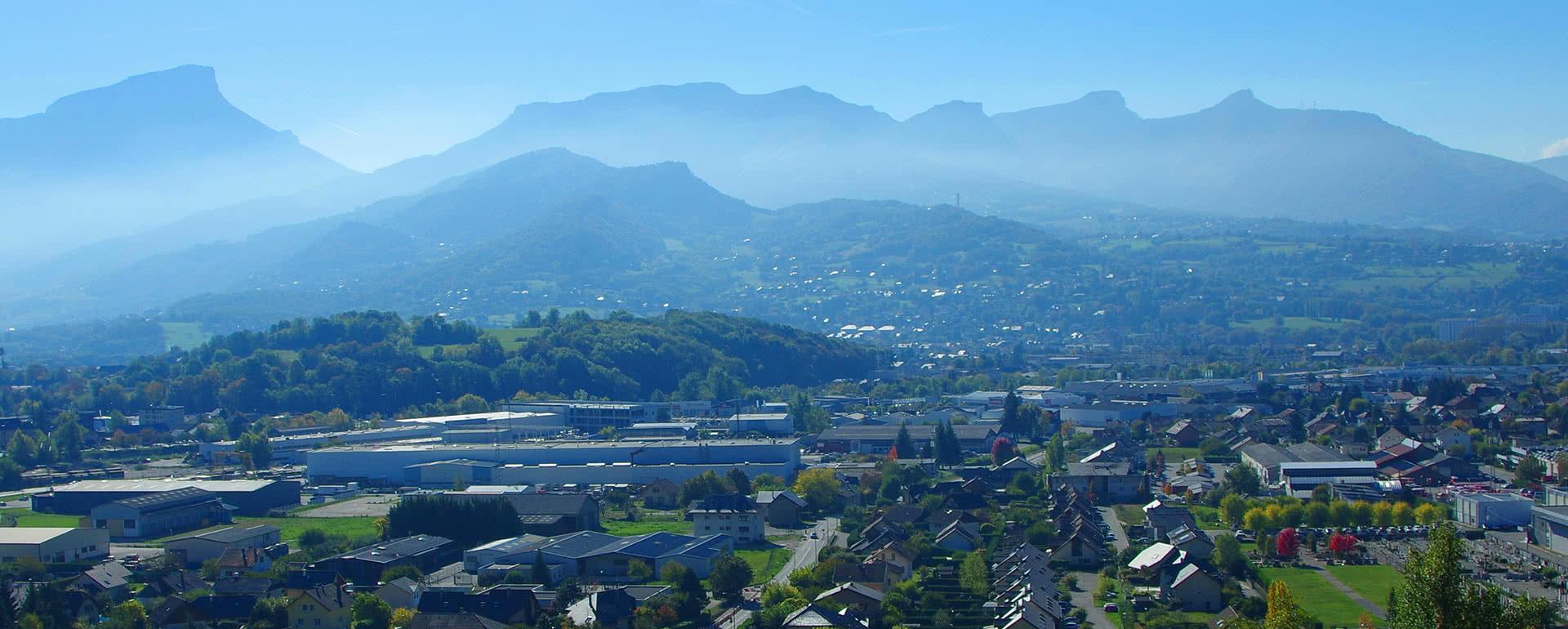 Titelbild von Chambéry
