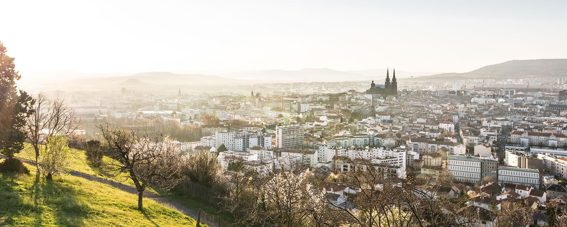 Titelbild von Clermont-Ferrand
