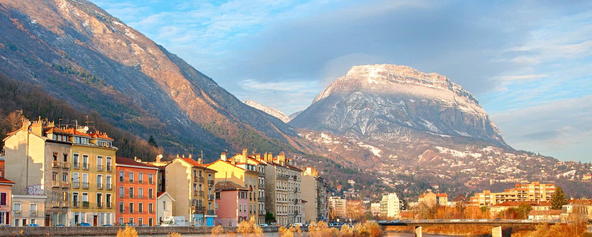 Titelbild von Grenoble