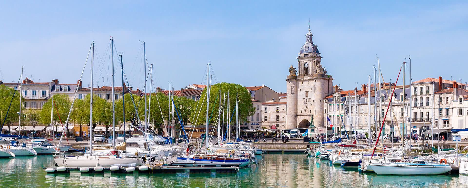 Titelbild von La Rochelle