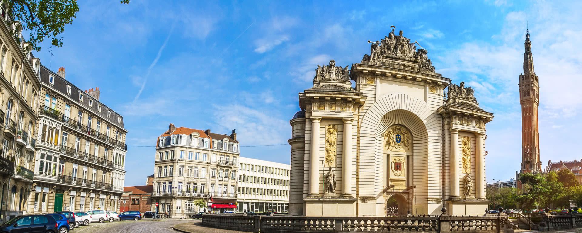 Titelbild von Lille