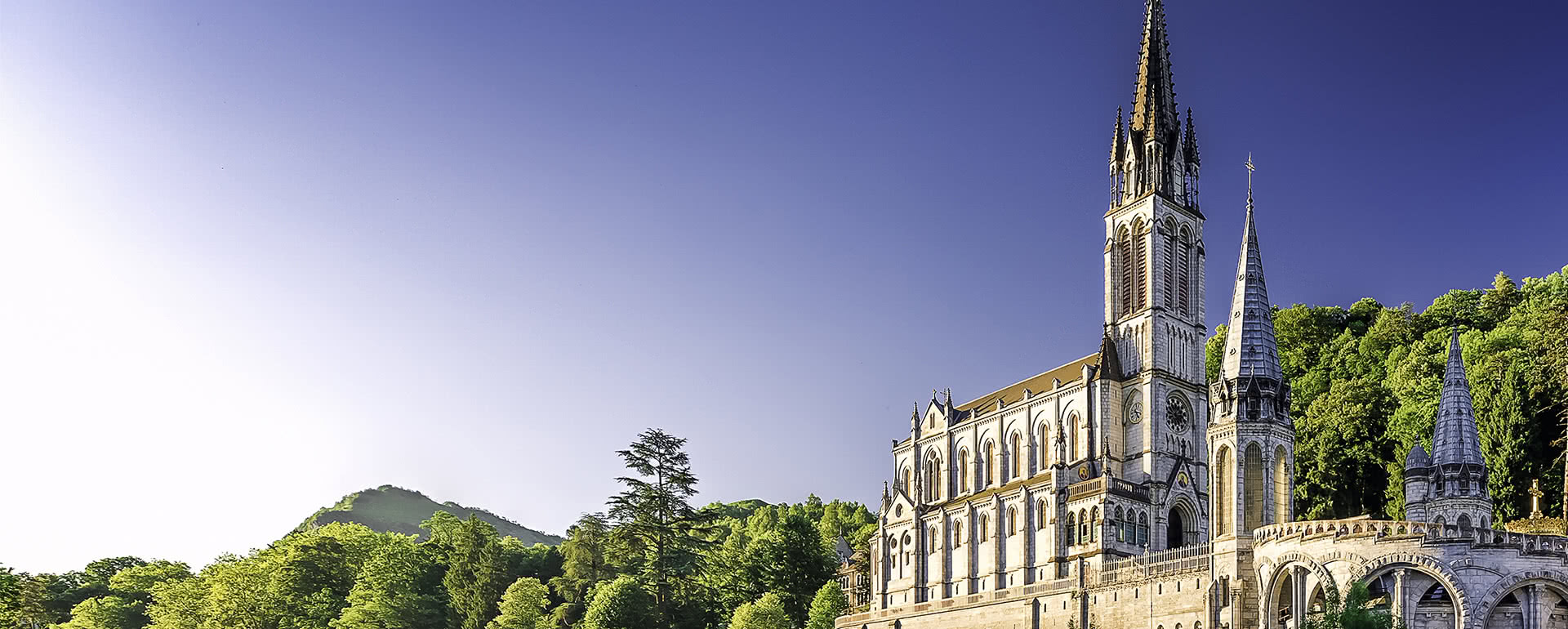 Titelbild von Lourdes