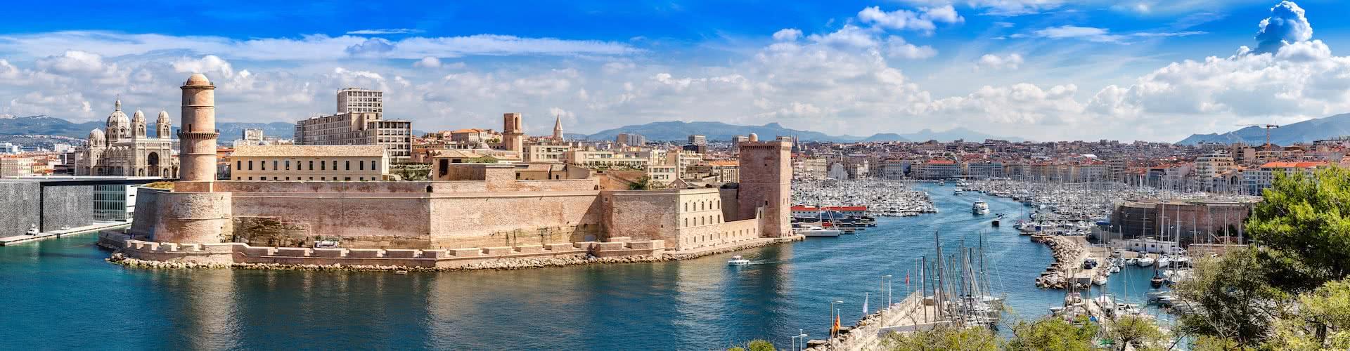 Titelbild von Marseille
