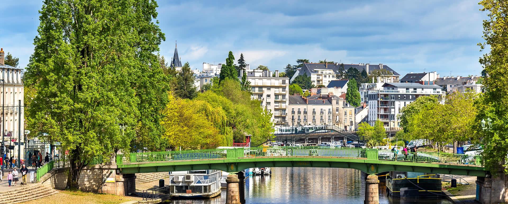 Titelbild von Nantes