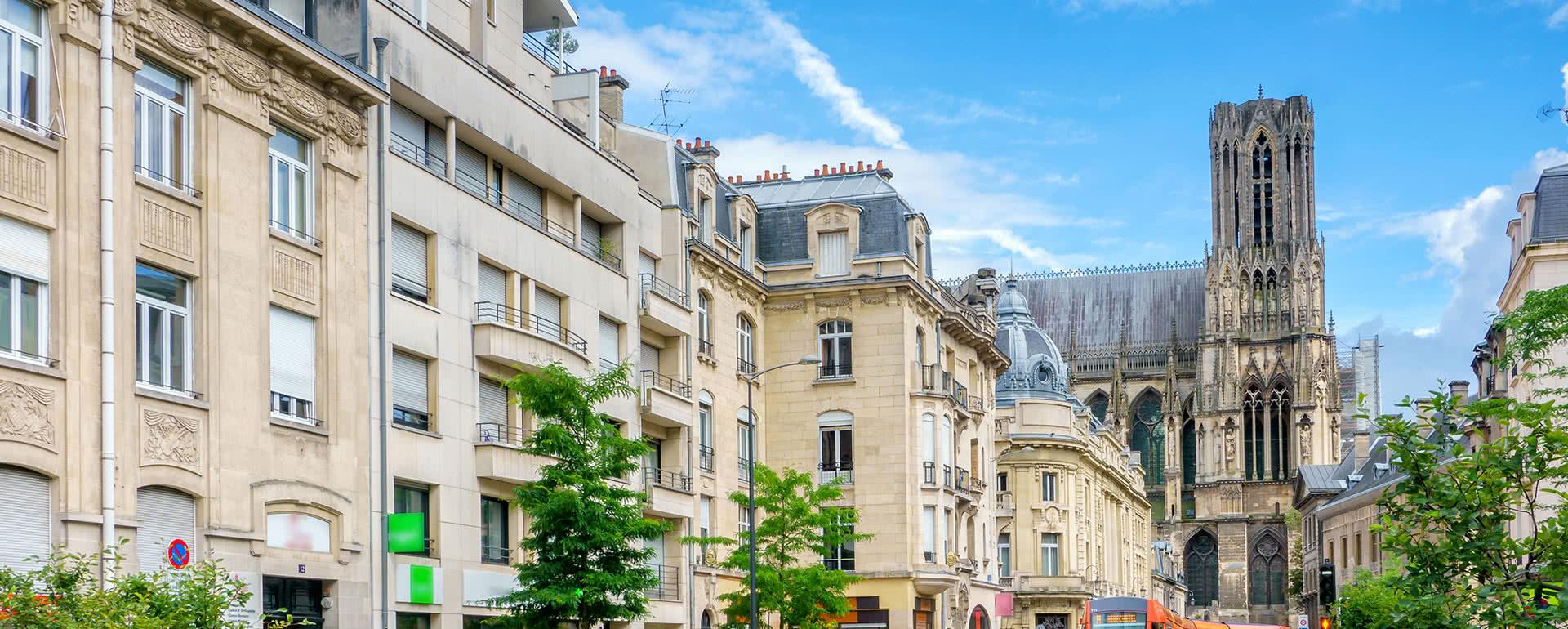 Titelbild von Reims