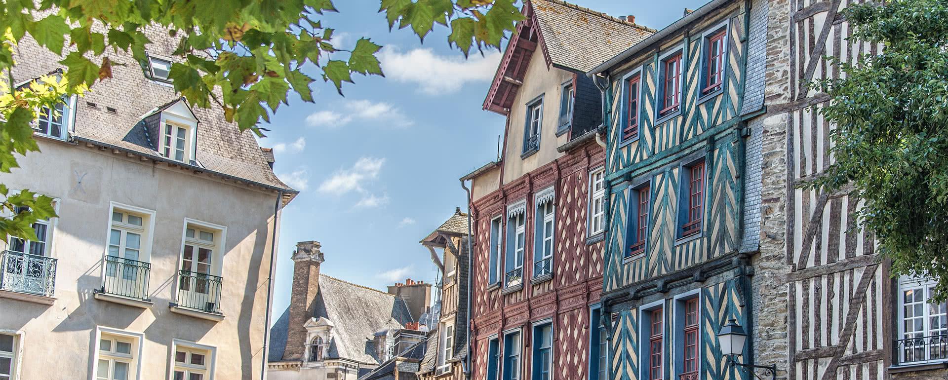 Titelbild von Rennes
