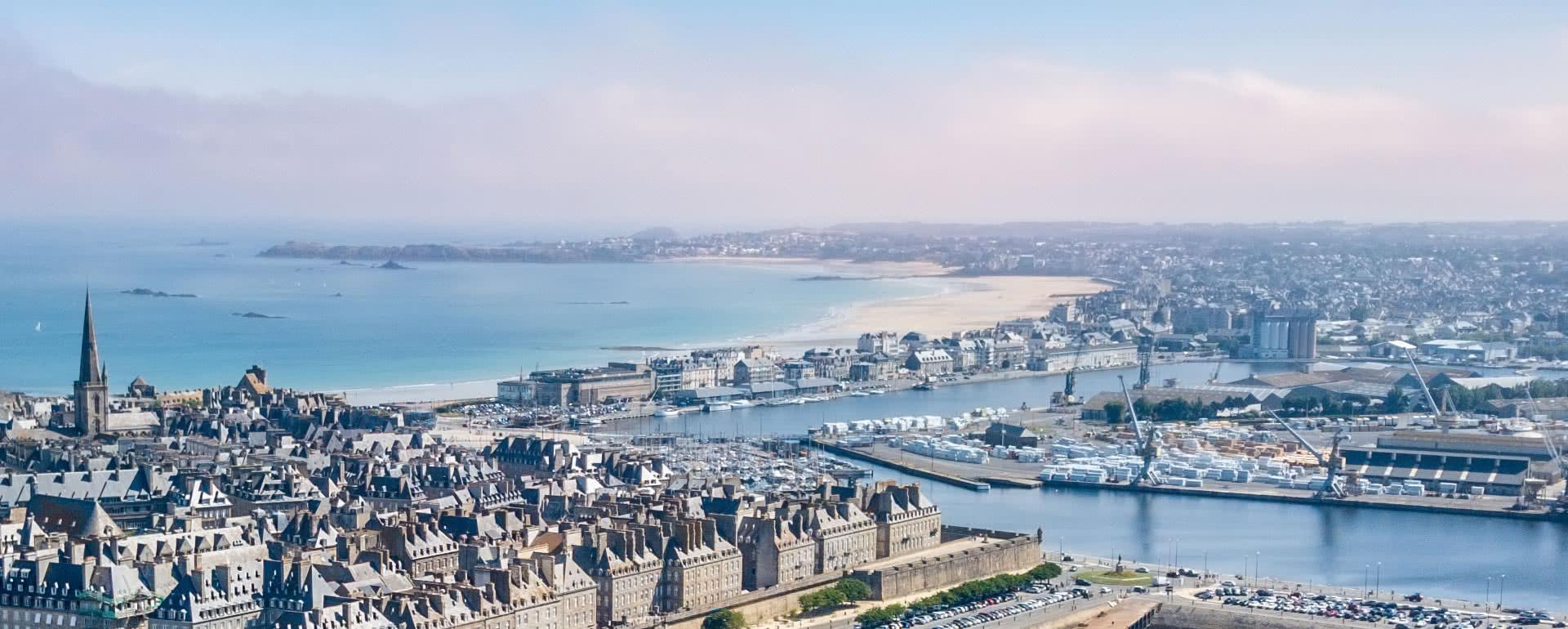 Titelbild von Saint-Malo