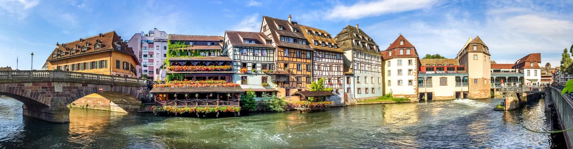 Titelbild von Strasbourg-Hautepierre