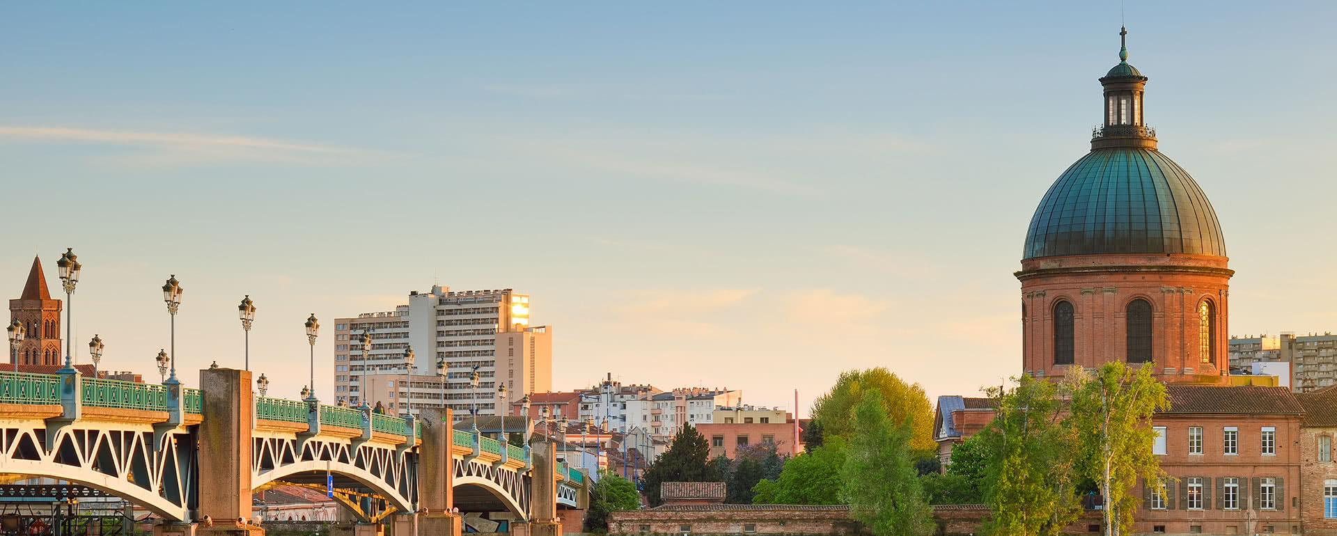 Titelbild von Toulouse