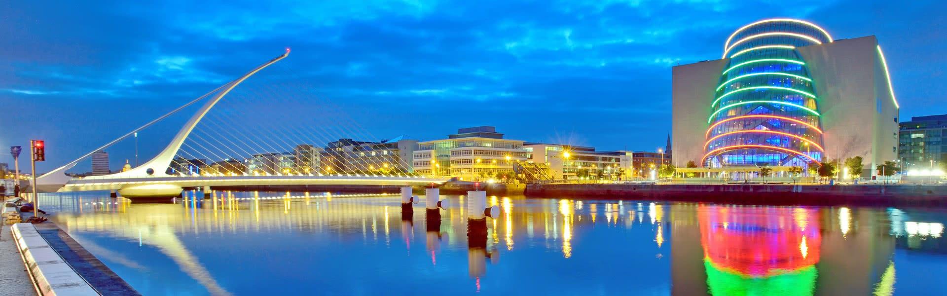 Titelbild von Dublin