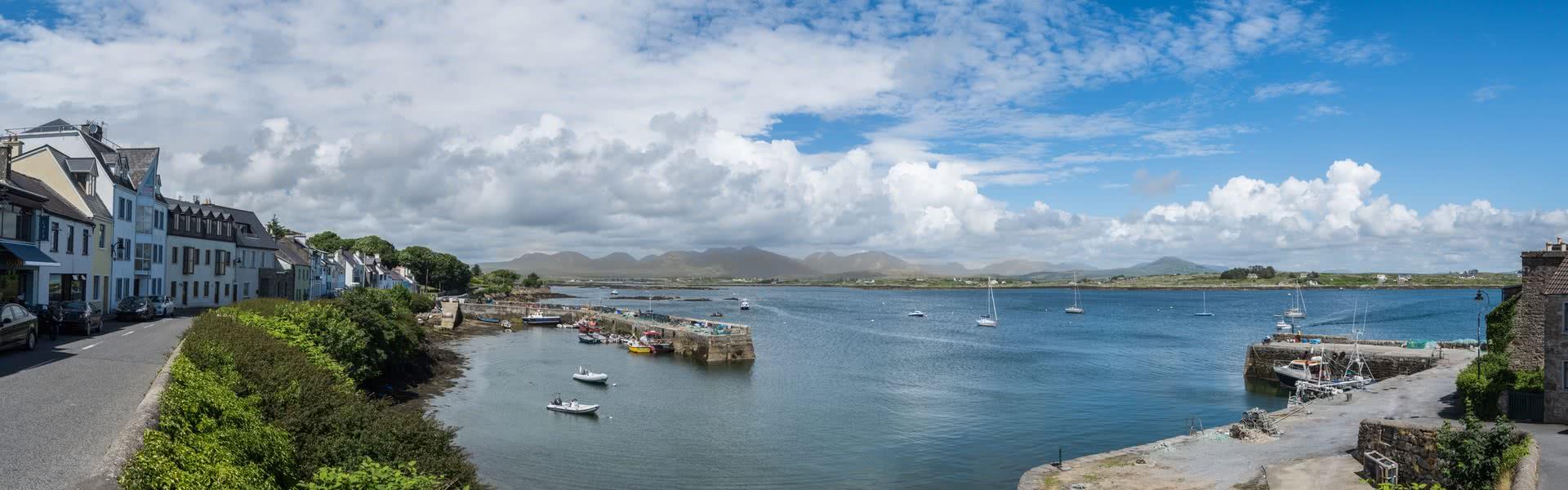 Titelbild von Galway