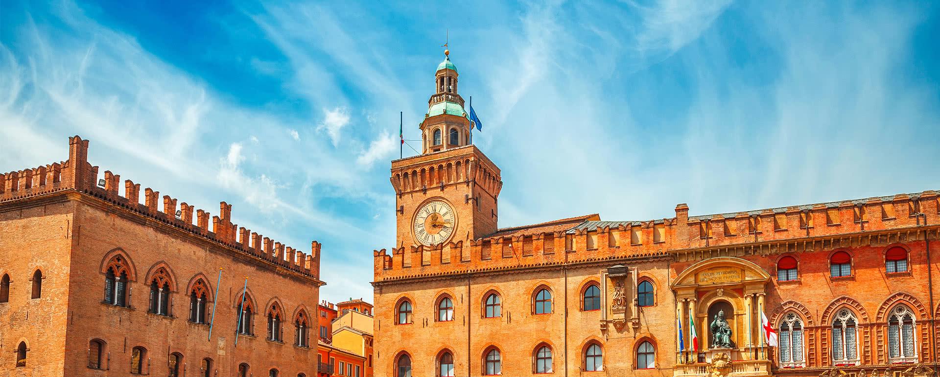 Titelbild von Bologna