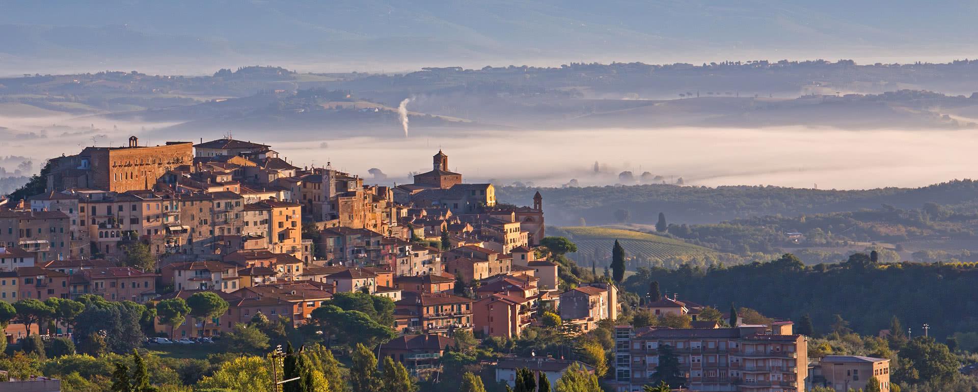 Titelbild von Chianciano Terme
