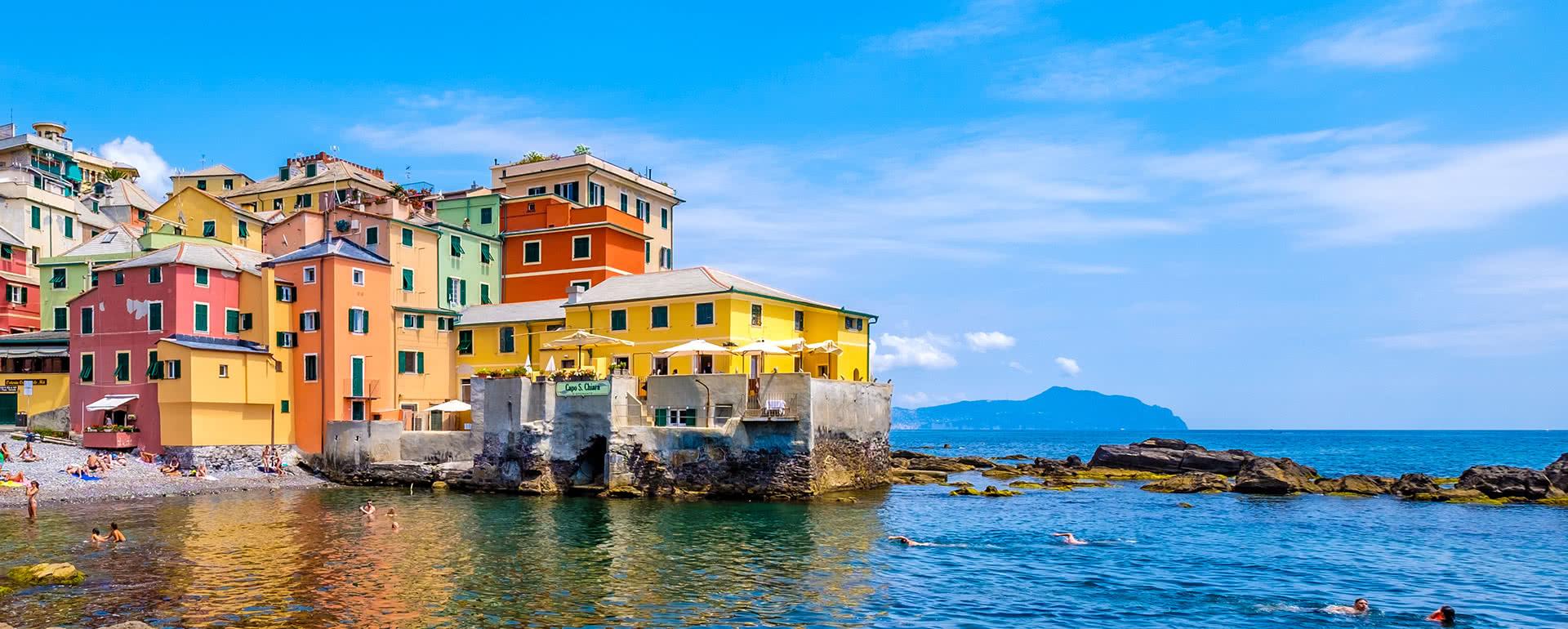 Titelbild von Genua