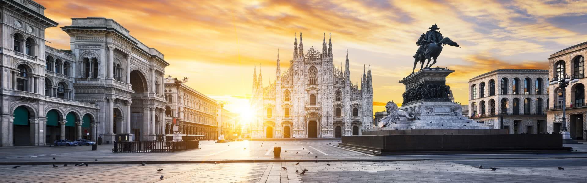 Titelbild von Mailand