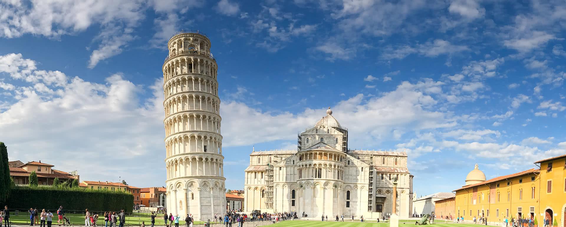 Titelbild von Pisa