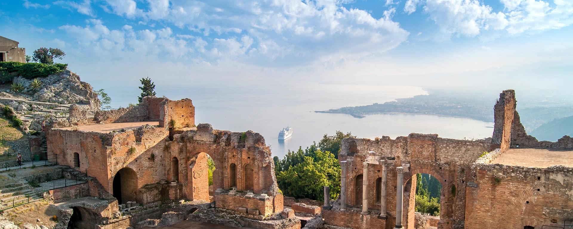 Titelbild von Taormina