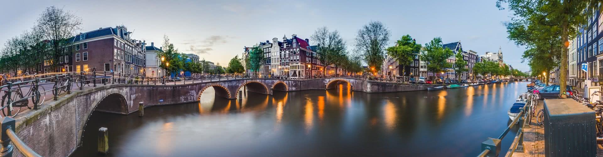 Titelbild von Amsterdam