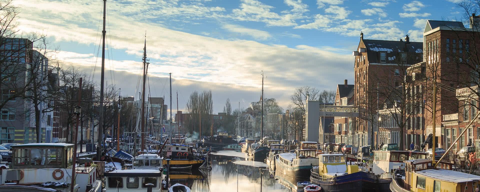 Titelbild von Groningen