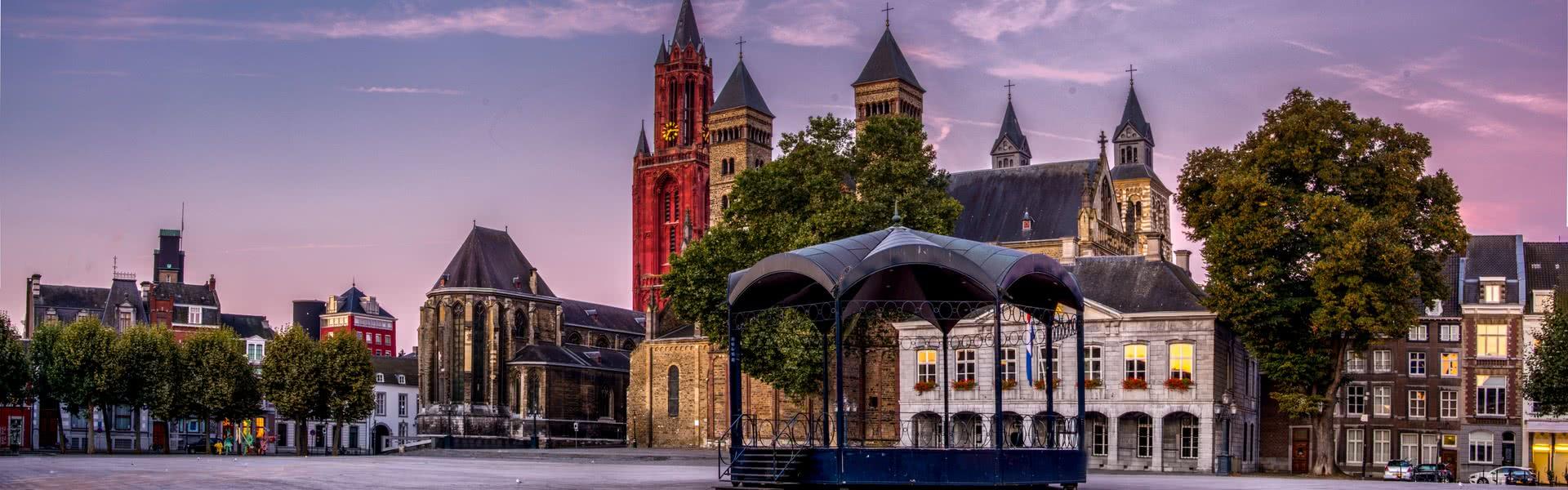 Titelbild von Maastricht