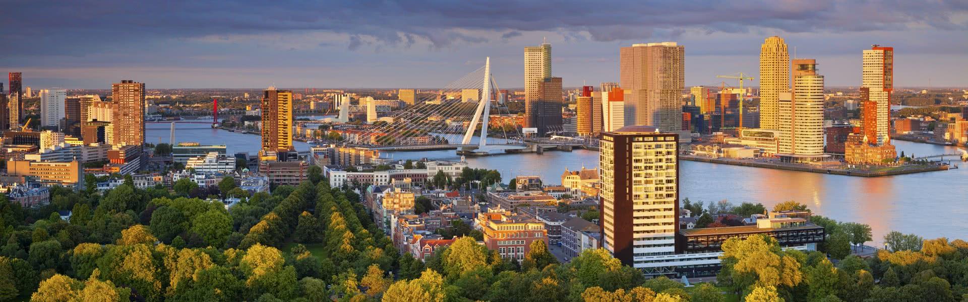 Titelbild von Rotterdam