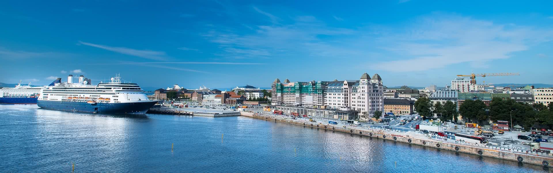 Titelbild von Oslo