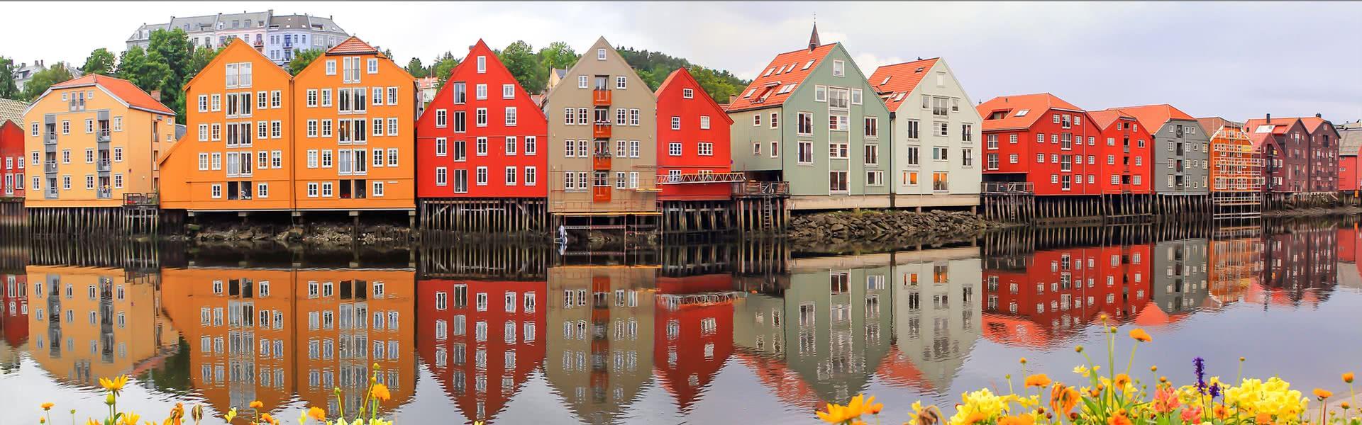 Titelbild von Trondheim