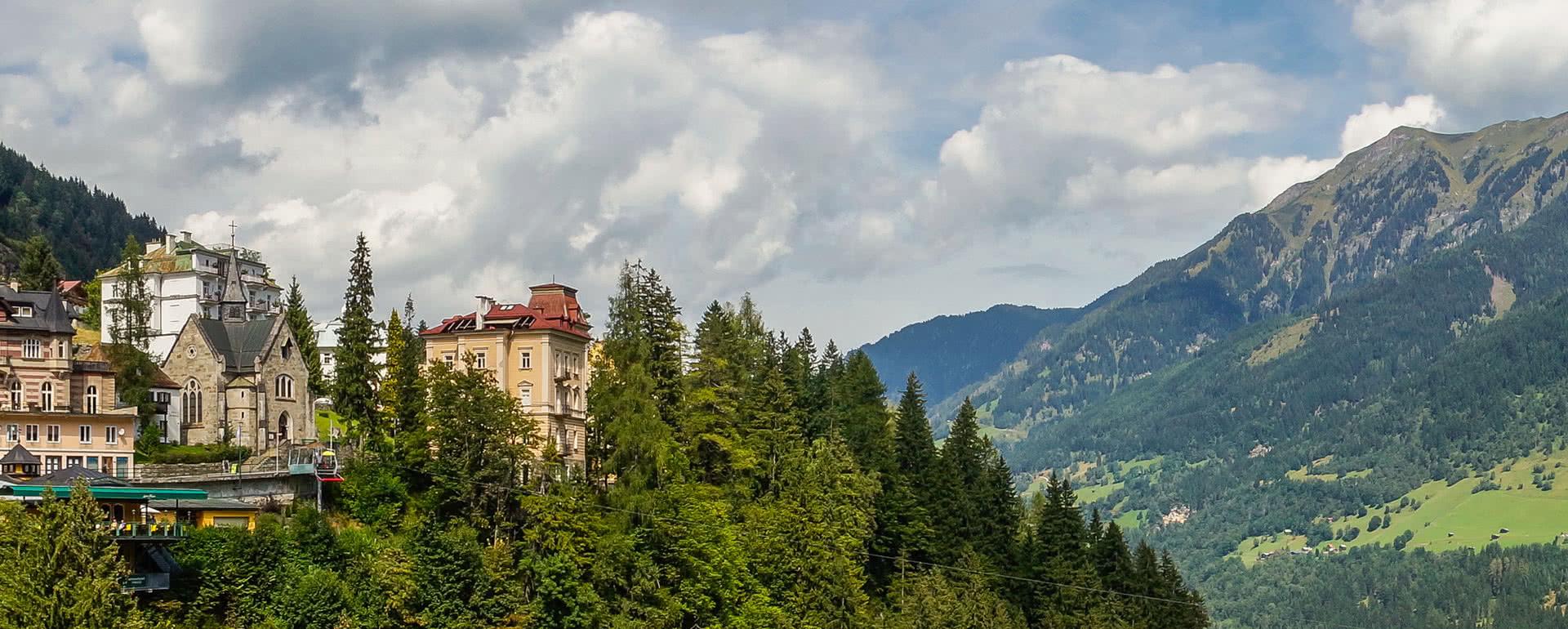 Titelbild von Bad Gastein