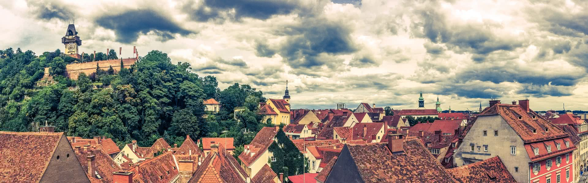 Titelbild von Graz