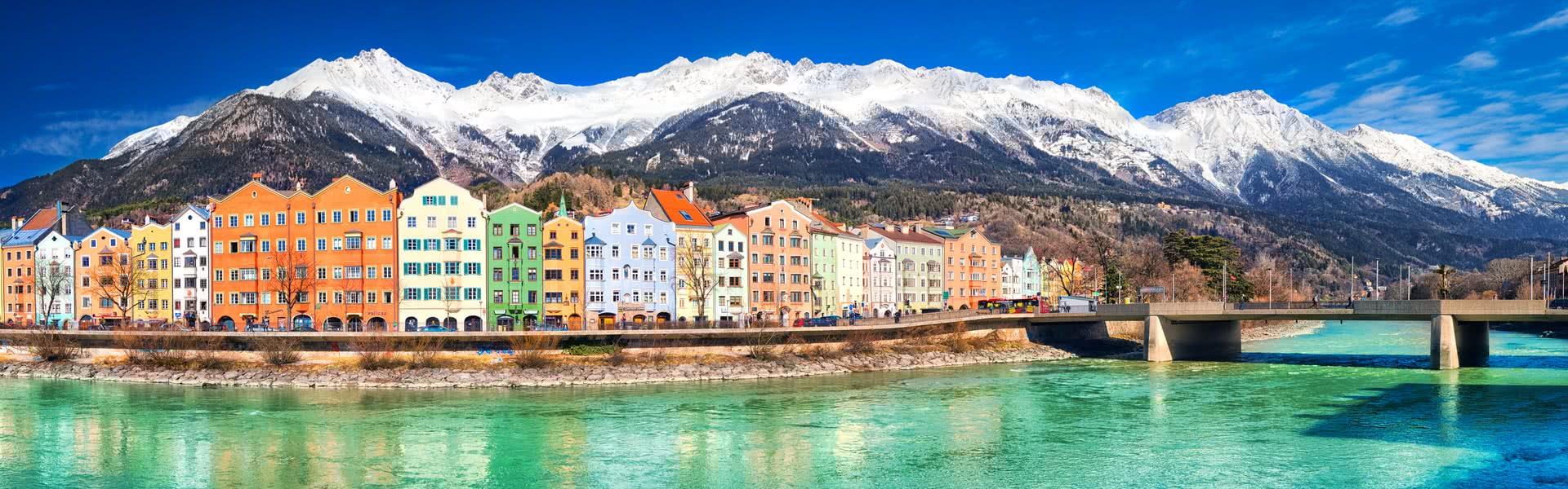 Titelbild von Innsbruck
