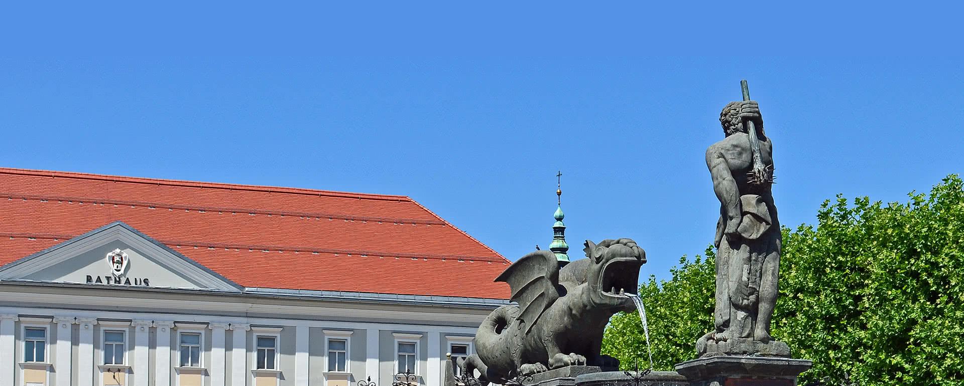 Titelbild von Klagenfurt am Wörthersee