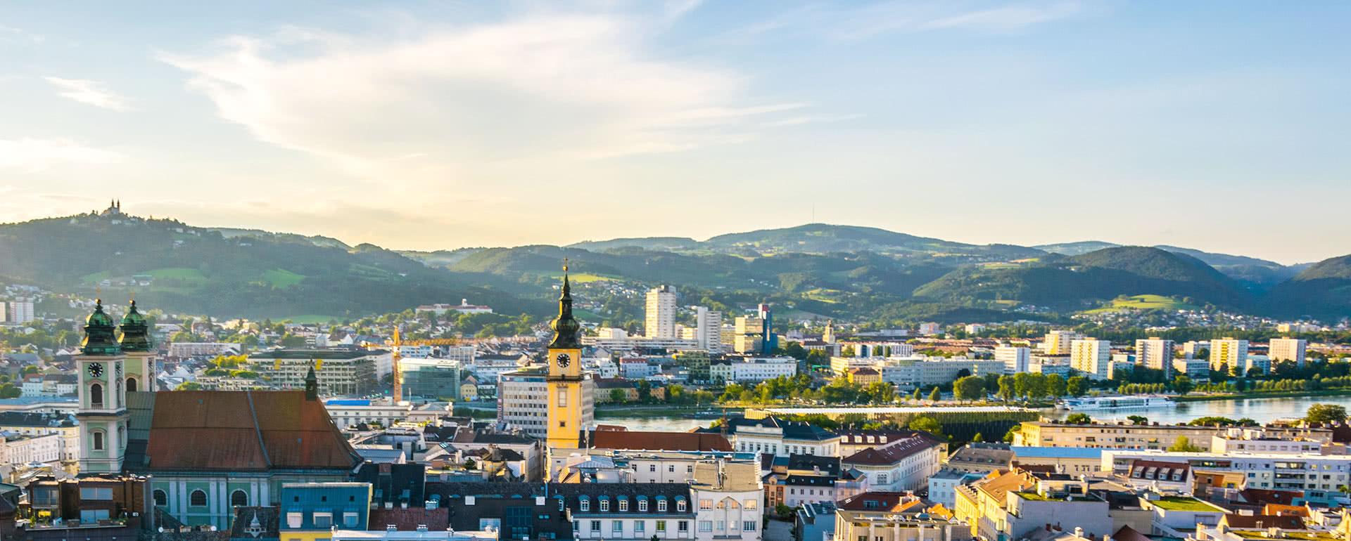 Titelbild von Linz