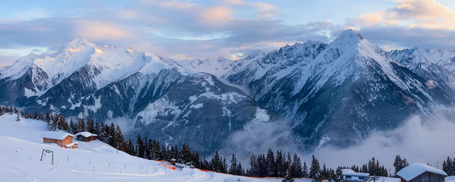 Titelbild von Mayrhofen