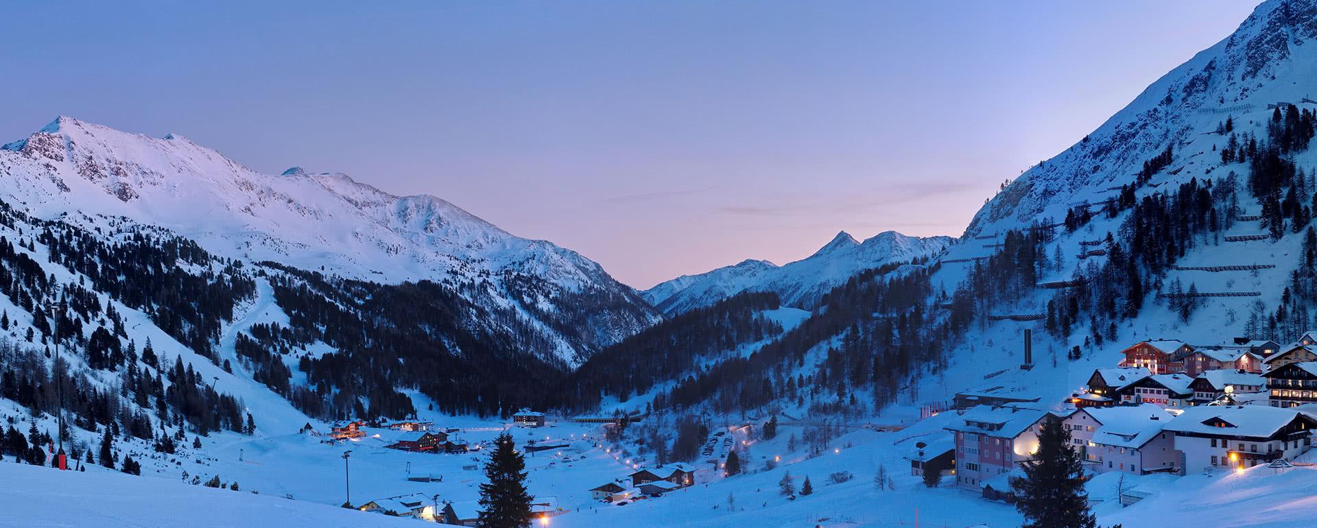 Titelbild von Obertauern