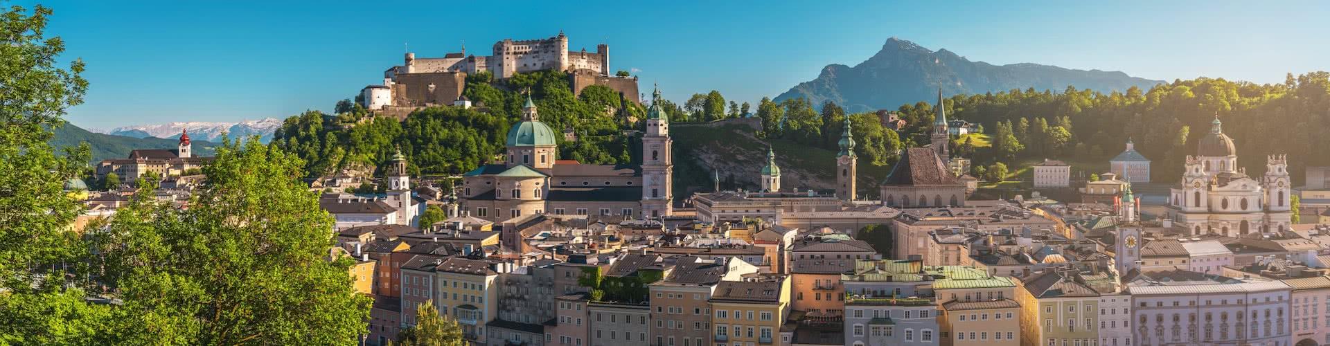 Titelbild von Salzburg