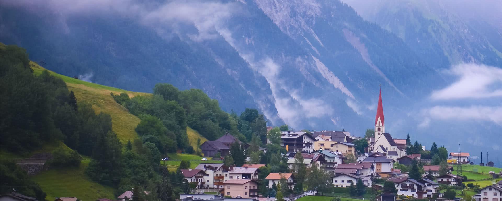 Titelbild von Sankt Anton am Arlberg