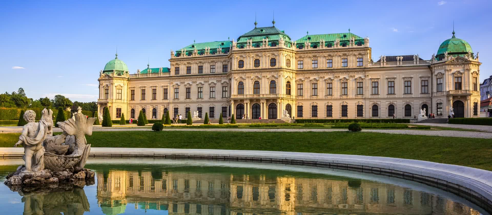 Titelbild von Wien