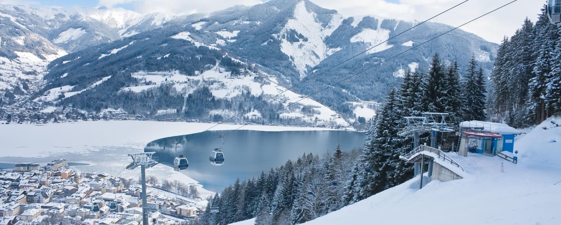 Titelbild von Zell am See