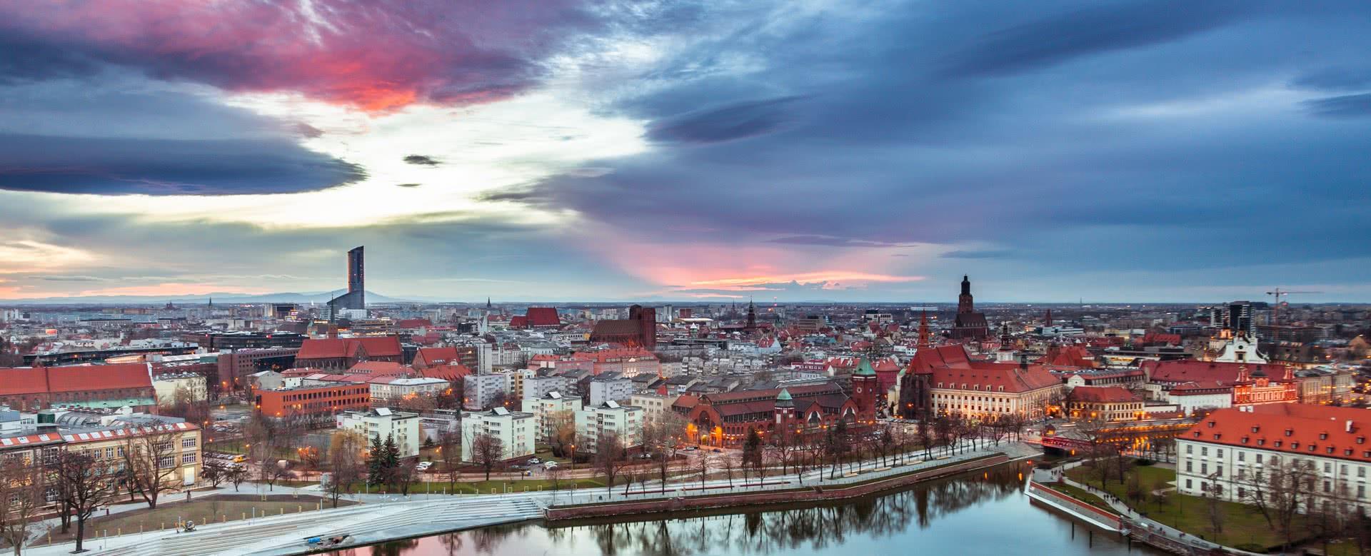 Titelbild von Wroclaw